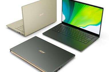 11th generation Intel Core laptops will be available in October