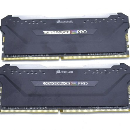 Corsair Vengeance RGB PRO 32GB (2 x 16GB) PC4-25600 (DDR4-3200) Memory