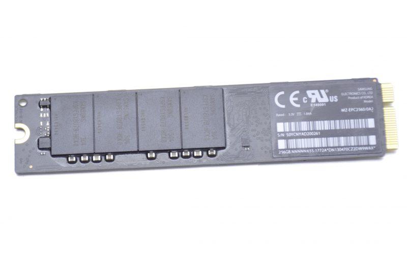 Macbook Air A1465 A1466 Samsung 256GB SSD Drive MZ-EPC2560/0A2 655-1772A