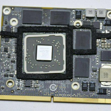 """Apple 27"""" iMac A1312 video card ATI Radeon HD 5730 512MB TESTED"""
