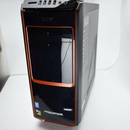 ASER Predator i3-4147 3.7MHz 16Gb RAM 256Gb SSD 1Tb HDD Win10 Home