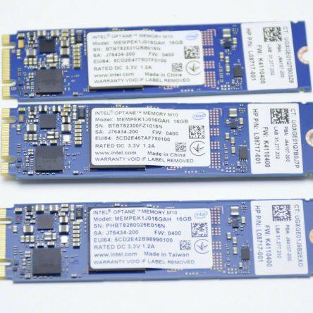 Intel Optane Memory M10 16GB M.2 PCIe-NVMe 2280