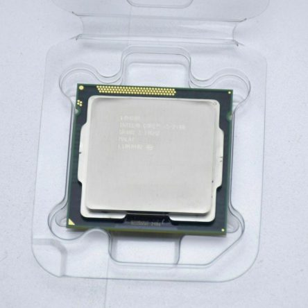 Intel Core i5-2400 Quad-Core 3.1GHz LGA1155 6M Cache CPU Processor